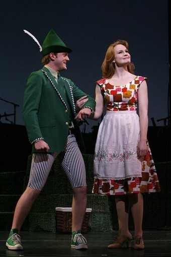 Theater Review Finian's Rainbow