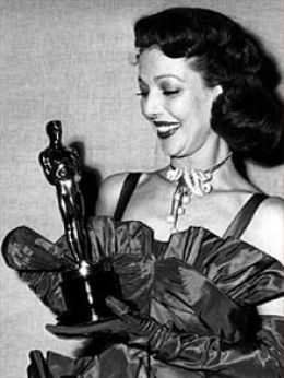 Leaked:Loretta Young Nude